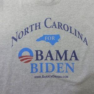 Obama Biden Campaign Tee Shirt